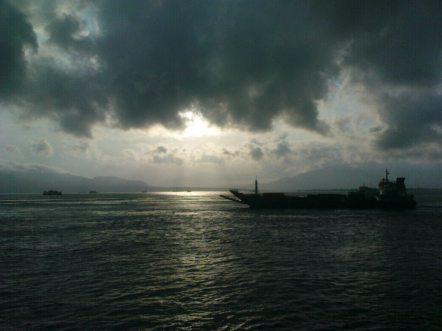 Bali Strait - INDONESIA