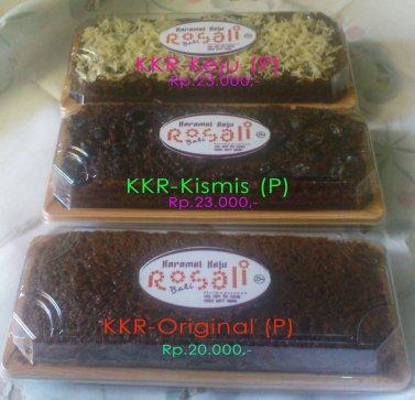 Karamel Keju 'Rosali'